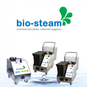 Bio-Steam - Portable Dry Vapour Steam Cleaning Equipment