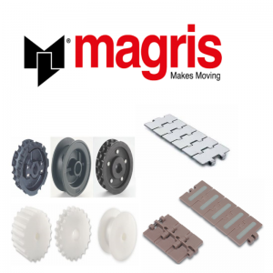 Magris - Complete Range of Steel and Plastic Chains and Components